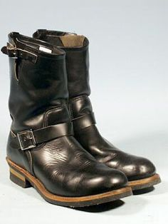 Red Wing Engineer Boots.. these are seriously the holy grail of boots..