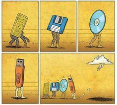 Evolucion, nunca termina