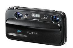 $350 Prezzi, offerte e recensioni per Fujifilm FinePix Real 3D W3. Fujifilm FinePix Real 3D W3, la seconda fotocamera di questo tipo dell'azienda, cattura ottime foto e video in 3D. Fujifilm FinePix Real 3D W3, poi, è compatibile con la maggior parte delle HDTV 3D sul mercato e i monitor per PC. Nonostante la facilità d'uso di Fujifilm FinePix Real 3D W3, scattare una buona foto in 3D è complicato.