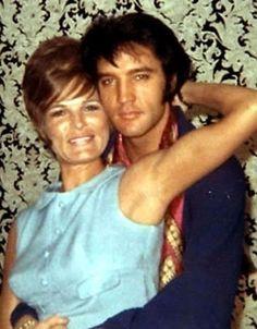 ELVIS NOW - Elvis candids from 1969-77/Elvis Backstage Las Vegas International Hotel August 1969.