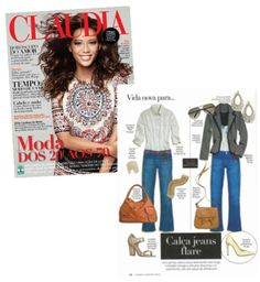 Clipping de Agosto  Revista Claudia