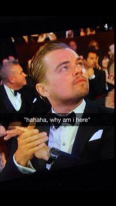Leonardo Dicaprio, Oscars 2014