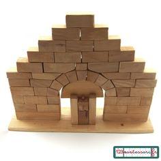Tutoriel pour la fabrication de l'arche romane. Il est gratuit !!!
