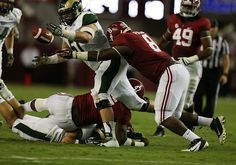 Bama defeated Colorado State 31-6 to win