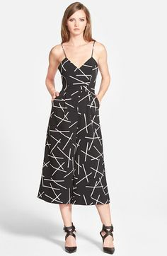 C/MEO Collective 'Power Trip' Culotte Jumpsuit available at #Nordstrom