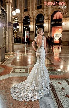 Designed in Milan, the fashion capital of the world, and manufactured with the highest quality fabrics,Eddy Khas the perfect wedding gown for every bride. From sophisticated couture gowns to eleg…