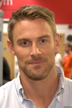 Jessie Pavelka....possibly the hottest man ever to walk the earth