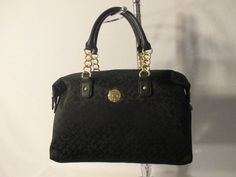 New Handbag Tommy Hilfiger Purse Bowler Style 6926620 Worldwide Shipping Service #TommyHilfiger #Bowler