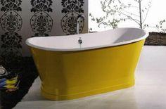 Renueva tu baño pintando la bañera y los sanitarios