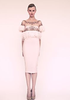 Fashion Show: Marchesa Cruise/Resort 2013