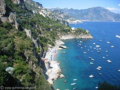 Capri, Italy.  Absolutely gorgeous! Spent time here back in 1991, gotta make it back someday.  Paradise!!