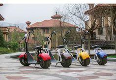 Kennst du schon den E-Roller Coco City?