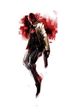 Red Hood by naratani.deviantart.com on @DeviantArt