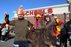 Turkey Trot takes off in two days!