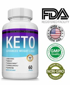 Keto Diet Pills BHB- Premium Weight Loss Supplements to Burn Fat & Carb Blocker Best Weight Loss Supplement, Weight Loss Supplements, Carb Blocker, Keto Pills, Lose Fat Fast, Pasta, Diet Plans To Lose Weight, Losing Weight, How To Increase Energy
