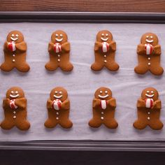 Easy to make Gingerbread Christmas Tree Cookies. Photo and recipe by Irvin Lin of Eat the Love. Gingerbread Christmas Tree, Christmas Tree Cupcakes, Gingerbread Man Cookies, Christmas Snacks, Christmas Cooking, Holiday Treats, Gingerbread Men, Christmas Shopping, Holiday Foods