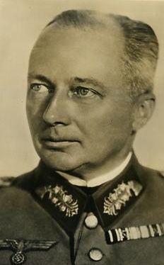 """✠ Günther Adolf Ferdinand """"Hans"""" von Kluge (30 October 1882 – 17 August 1944) Committed suicide by taking cyanide near Metz. RK 30.09.1939 General der Artillerie OB 4. Armee 18.01.1943 [181. EL] Generalfeldmarschall OB HGr. Mitte 29.10.1943 [40. Sw] Generalfeldmarschall OB HGr. Mitte"""
