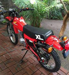 Honda XL185S - Rear Left