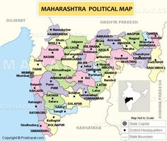Awesome India Political Map