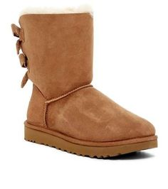 aec508d41d5 Bailey Twinface Genuine Shearling  amp  UGGpure(TM) Bow Corduroy Boot Ugg  Boots With