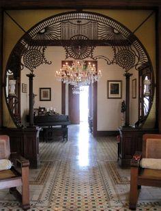 Casa Ortiz Perichi, San German, Puerto Rico