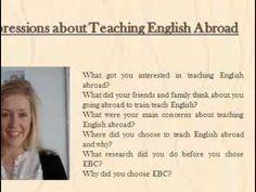 Examination Board, Foundation Tips, Teaching English, Esl, English Language, Teacher, China, Professor, English People