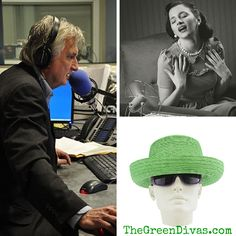 The latest Green Divas radio show featuring Mike Nowak, Brigitte Mars on Sexy Menopause & Bianca Alexander on finding your authentic Green Diva style
