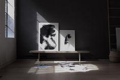Artprint Face 2 and Face 3 by Anna Bülow | ArtByLove