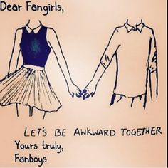 Dear Fanboys, I'd like proof of your existence please since I'm still convinced that y'all are just a myth.