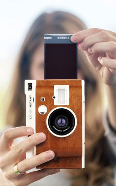 Instant Camera / Lomography / Lomo'Instant