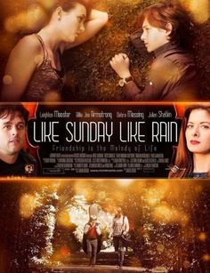 Like Sunday, Like Rain Official Trailer #1 (2015) - Leighton Meester, Debra Messing Movie HD | Jerry's Hollywoodland Amusement And Trailer Park