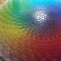 1000 pieces / 1 Puzzle Set The improved difficulty, 1000 puzzle pieces, is interesting and challenging. Beautiful pattern, after finishing the puzzle, which makes it a great decoration. Colorful and the color changes more beautiful than the rainbow. Develop Intelligence - It helps to cultivate children's cognition on color and shape, develop children's patience and concentration. The puzzle can effectively inspire people's thinking, train thinking, judgment, and develop patience. Relax Funny Gam Funny Games, Puzzle Pieces, Beautiful Patterns, Color Change, Rainbow, Shapes, Patience, Inspire, Prints