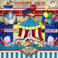 County Fair Fun by Becky Schultea County Fair Decorations, County Fair Theme, 3rd Birthday, Birthday Cards, Birthday Ideas, Large Lollipops, Fete Ideas, Event Themes, Event Ideas