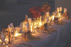 "An ""Autumn Affair"" - Rooftop Dinner Party Celebrating the Fall Season"