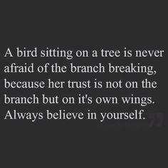 #believeinyourself #believe #positivity #positivethinking #positivevibes #lessonlearned #quotestoliveby #quotesoftheday #quotesaboutlife #behappy #bepositive