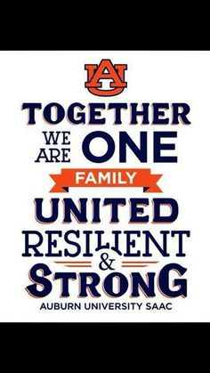 This Is True of the Auburn Family!