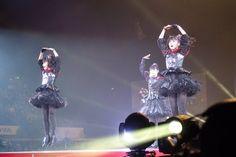 Babymetal at Wembley Arena April 2nd 2016