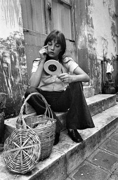 "rakham-lerouge: ""Jane Birkin, 1970 """