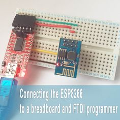 When compared with some other microcontroller boards (e. the Arduinos), the is slightly more complex to hook up to a serial port for programming. Esp8266 Projects, Microcontroller Board, Serial Port, Bread Board, Home Automation, Connection, About Me Blog, Programming, Articles