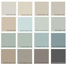 What Colors Are Calming 2017-paint-color-forecasting | home | pinterest | bedrooms, house