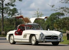 World Of Classic Cars: Mercedes-Benz 300 SL Gullwing 1955 - World Of Clas...