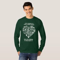 Nurses Are Cute And Intelligent T-Shirt
