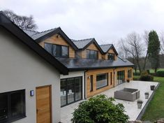 Brownlow Lane, Lancashire - Full House Refurbishment - contemporary - Exterior - North West - SDA Architecture Limited