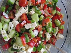 Summer salad potato al horno asadas fritas recetas diet diet plan diet recipes recipes Summer Salad Recipes, Summer Salads, Crab Stuffed Avocado, Cottage Cheese Salad, High Fiber Vegetables, Salad Dishes, Seafood Salad, Tomato Vegetable, Broccoli Salad