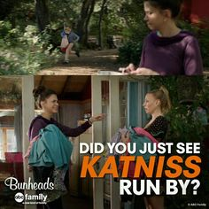 I missed this show!  So glad Bunheads is back!
