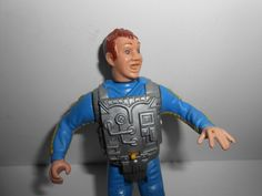 Vintage Kenner The Real Ghostbusters Action Figure Toy Doll Ray Stantz Dan Aykroyd Screaming Heroes