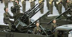 Conheça a artilharia antiaérea usada pela Coreia do Norte em execuções