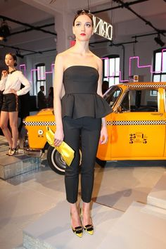 Kate Spade, Fall 2013 such a classy look- need this for Vegas in sept!