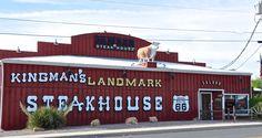 JD's Scenic Southwestern Travel Destination Blog: The Heart Of Historic Route 66 - Kingman, Arizona!