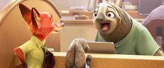 """Ecco in italiano il trailer """"bradipo"""" di ZOOTROPOLIS"""
